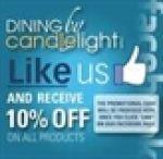 Diningbycandlelight.com Coupon Codes