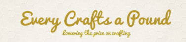Every Crafts A Pound Promo Codes & Coupons