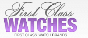 First Class Watches Coupons
