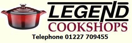 Legend Cookshops Promo Codes & Coupons