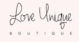 Love Unique Boutique Promo Codes & Coupons