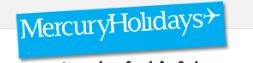 Mercury Holidays Promo Codes & Coupons