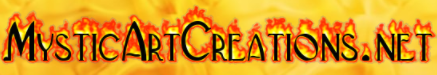 Mystic Art Creations Promo Codes & Coupons