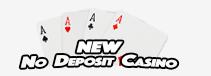 New No Deposit Casino Promo Codes & Coupons