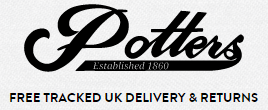 Potters of Buxton Promo Codes & Coupons