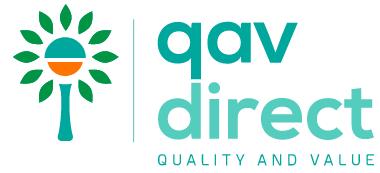 QAV Direct Promo Codes & Coupons