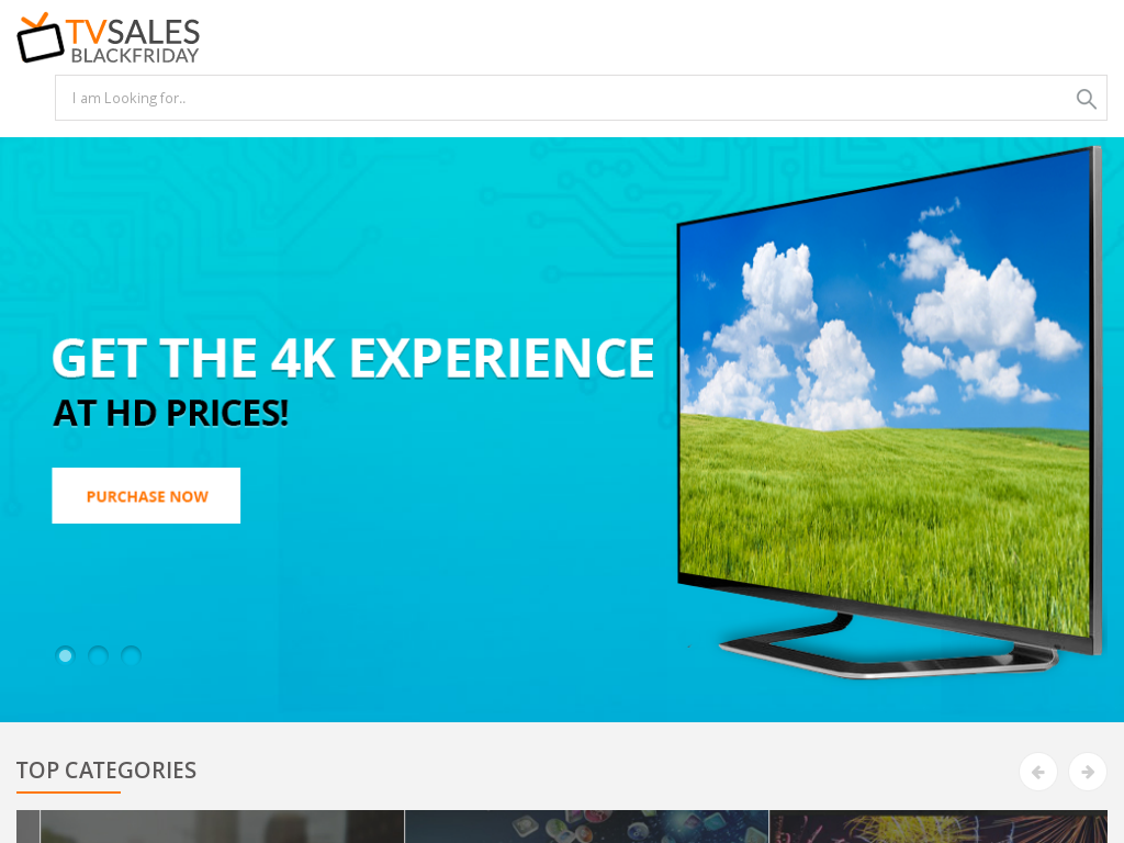 TV Sales Black Friday Promo Code