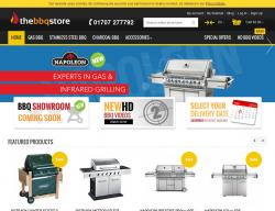 The BBQ Store Promo Codes & Coupons