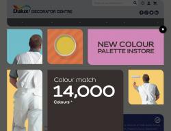Dulux Decorator Centre Promo Codes & Coupons