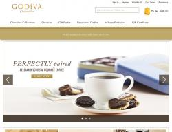 Godiva Chocolates Promo Codes & Coupons