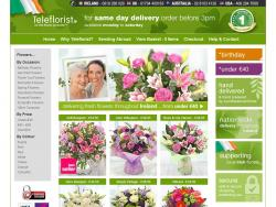 Teleflorist Ireland Coupons