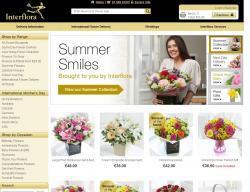 Interflora.ie Promo Codes & Coupons
