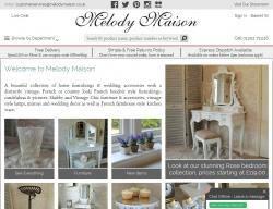 Melody Maison Promo Codes & Coupons