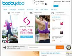 Boobydoo Promo Codes & Coupons