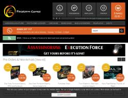 Firestorm Gamess Promo Codes & Coupons