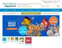 Warehouse Aquatics Promo Codes & Coupons