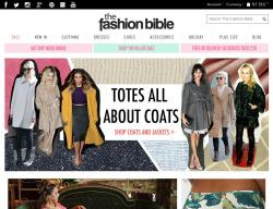 The Fashion Bible Promo Codes & Coupons