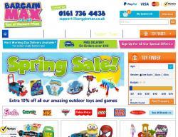 Bargain Max Promo Codes & Coupons