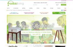 Fusion Living Promo Codes & Coupons