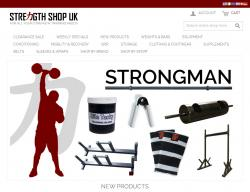 Strength Shop Promo Codes & Coupons