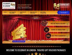 Celebrate In London Promo Codes & Coupons