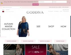 Goddiva Promo Codes & Coupons