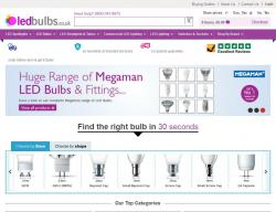 LEDBulbs.co.uk Promo Codes & Coupons