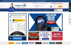 Protyre Promo Codes & Coupons