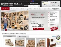 Wine Rack Plus Promo Codes & Coupons