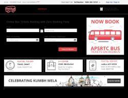 RedBus India Promo Codes & Coupons