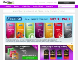 Condom Outlet Promo Codes & Coupons