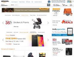 Amazon India Promo Codes & Coupons