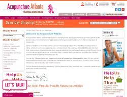 Acupuncture Atlanta Promo Codes & Coupons