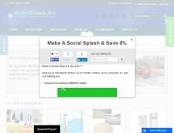 Water Lovers Promo Codes & Coupons