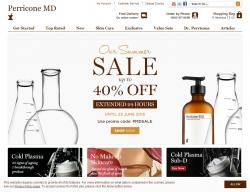 Perricone MD UK Promo Codes & Coupons
