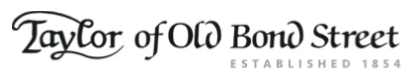 Taylor of Old Bond Street Promo Codes & Coupons
