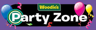 Woodies Party Zone Promo Code